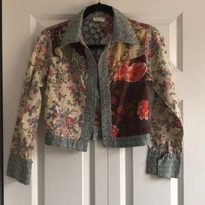 Jackets & Blazers - Vintage cotton jacket